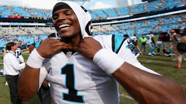 Cam Newton Shuts Down Haters: 'I Don't Think I Should be Labeled Just a Black Quarterback'