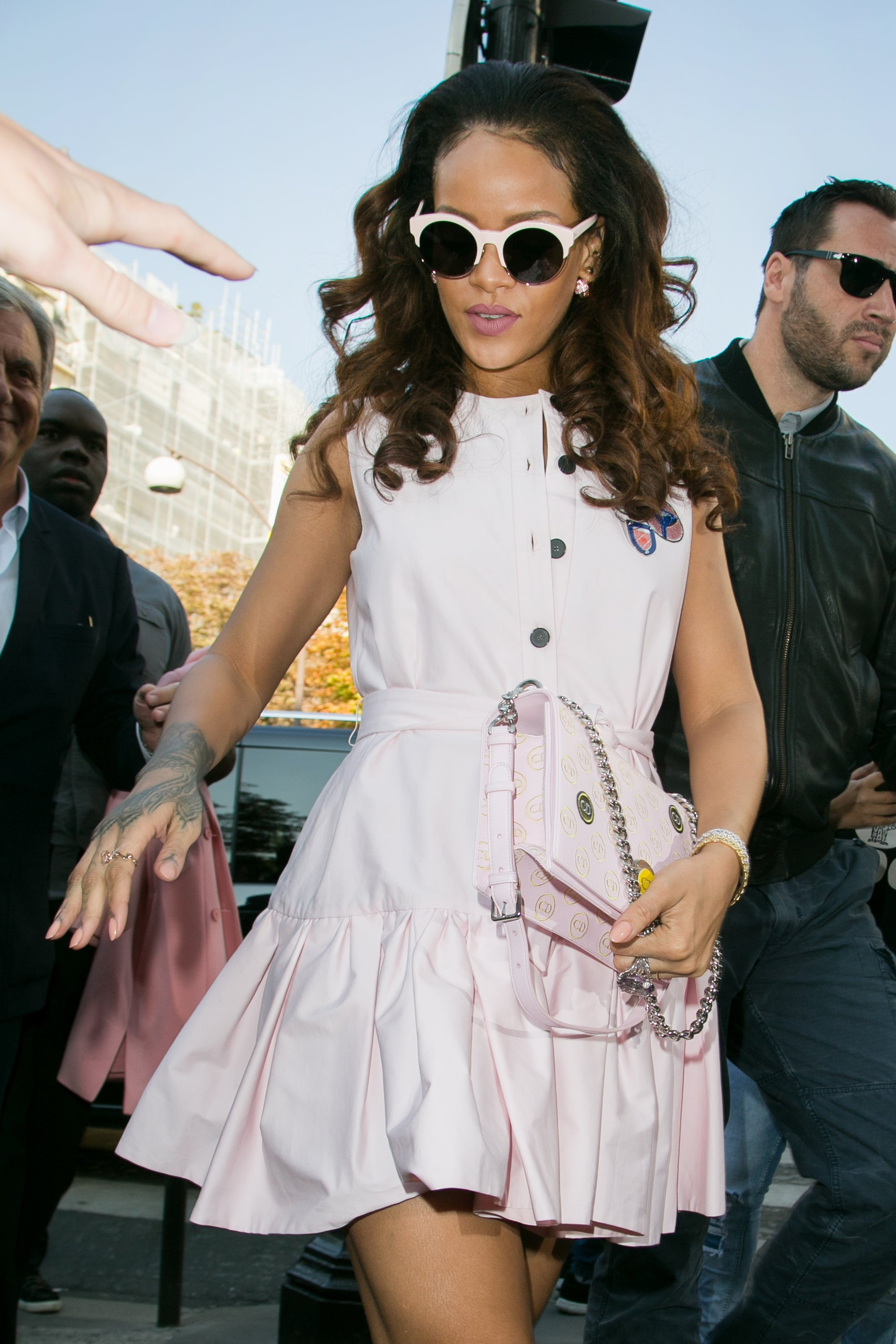 2e1e0f8812 40 Street Style Moments Rihanna Rocked! - Essence