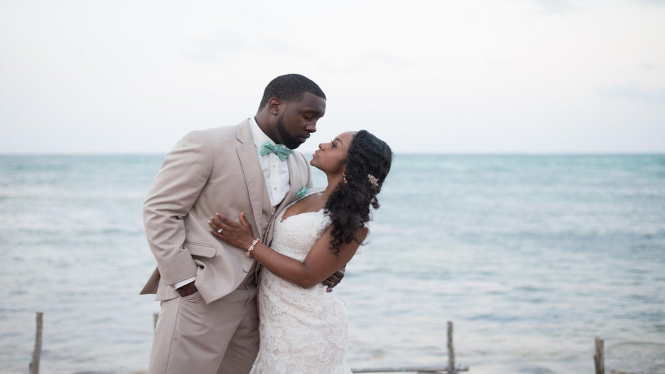 Bridal Bliss: Eric and Stacy's Destination Wedding