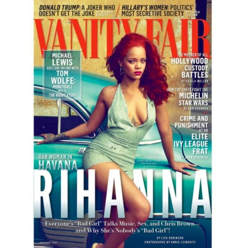 Hairstyle File: Rihanna's Evolving 'Do