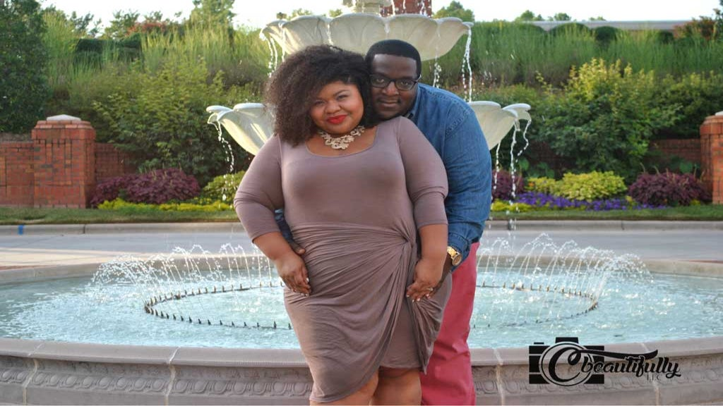 ESSENCE Challenged This Couple To Begin Their Marriage In A Peaceful Place