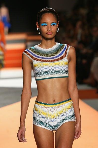 Less Than 10 Percent of Models That Walked 2015 Fashion Week Runways Were Black