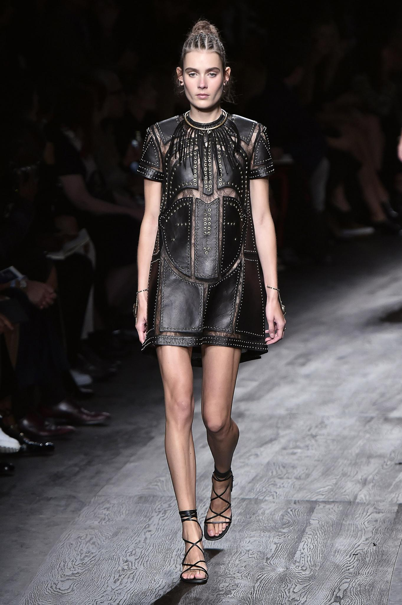Valentino Tiptoes Line of Cultural Appropriation at Paris FW With Cornrows