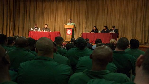 Prison Inmates Defeat Harvard University Debate Team