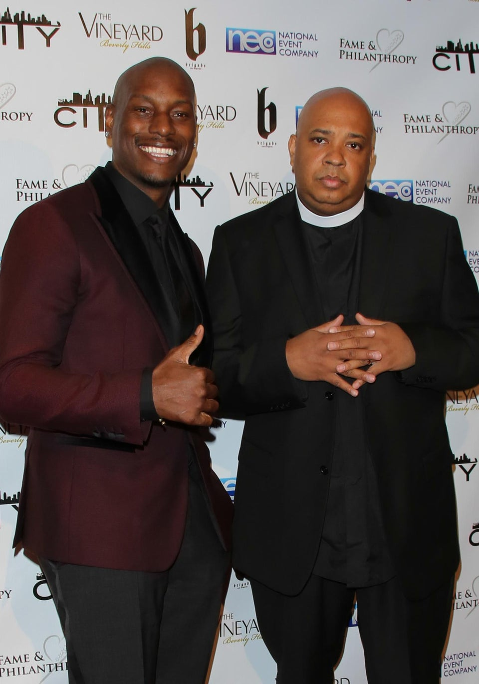 Tyrese and Rev. Run's OWN Series Gets Premiere Date