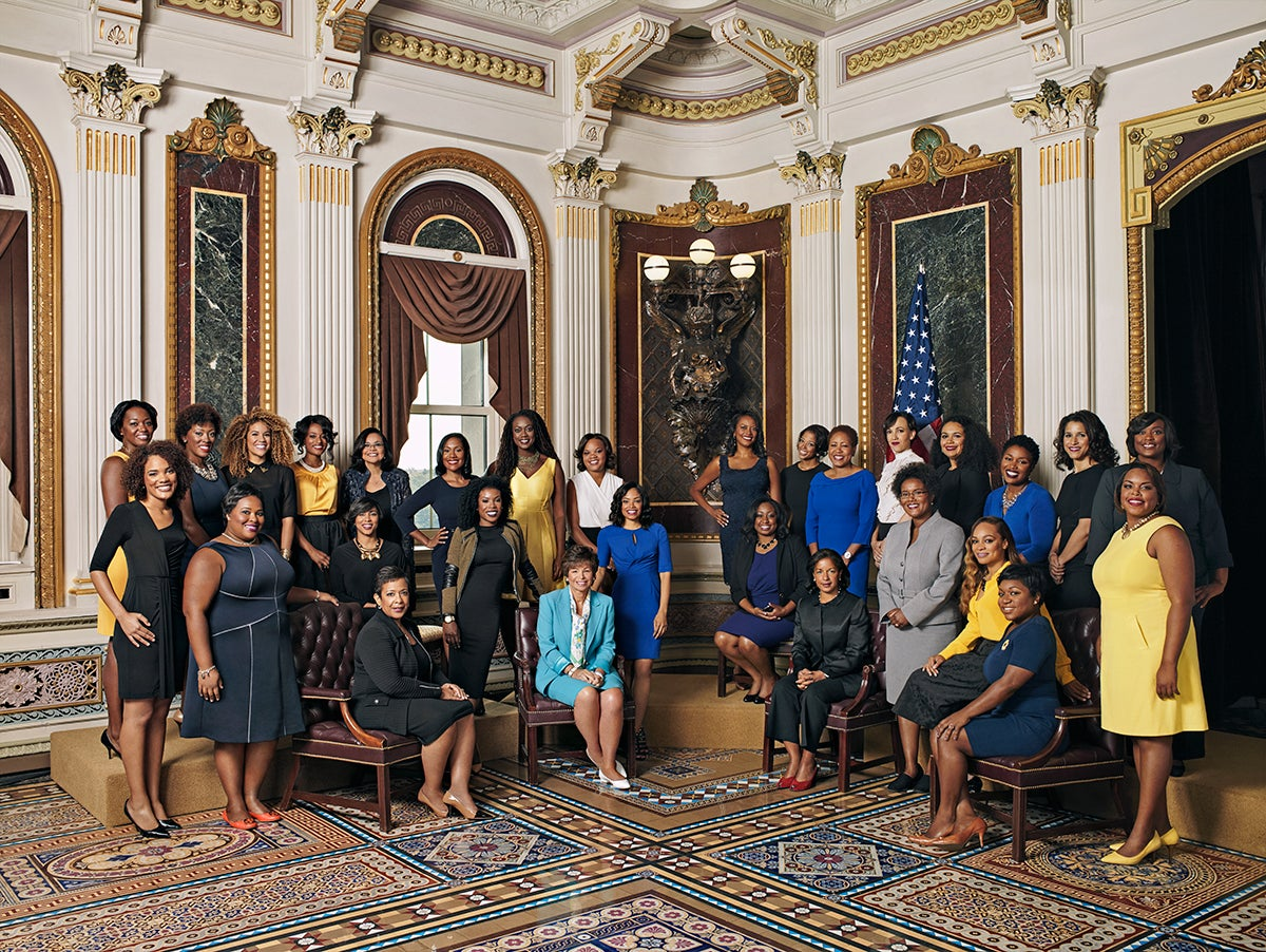 Image result for BLACK WOMEN IN THE WHITE HOUSE