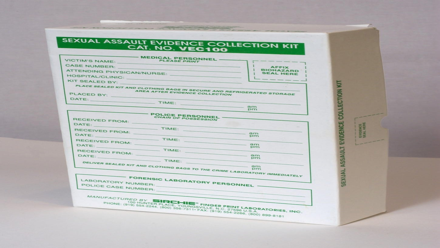 Detroit Women Fight to Have 1,300 Forgotten Rape Kits Tested