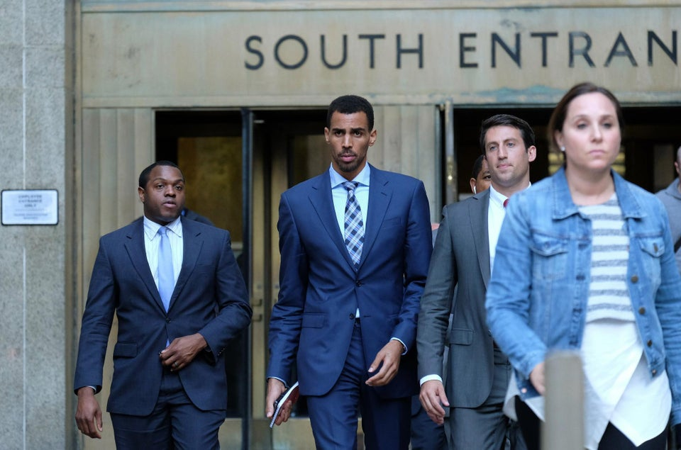 Judge Drops Charges Against NBA Star Thabo Sefolosha Six Months After Arrest