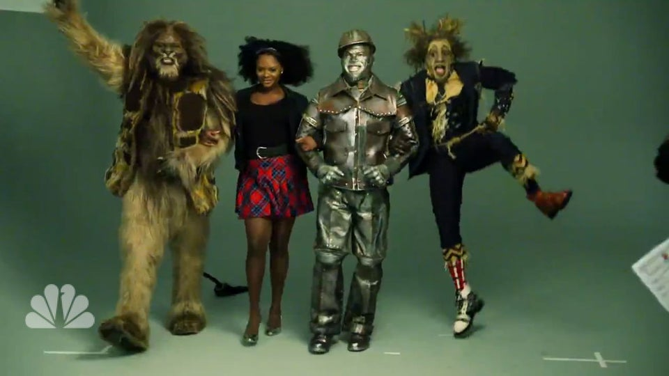 EXCLUSIVE: Get Your First Sneak Peek at 'The Wiz LIVE!'