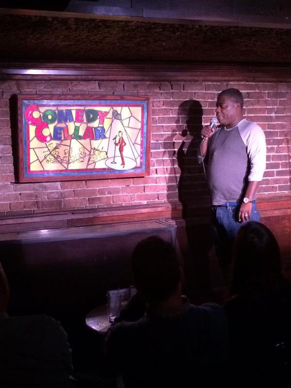 Welcome Back! Tracy Morgan Returns to Comedy in First Stand-Up Show Since Accident