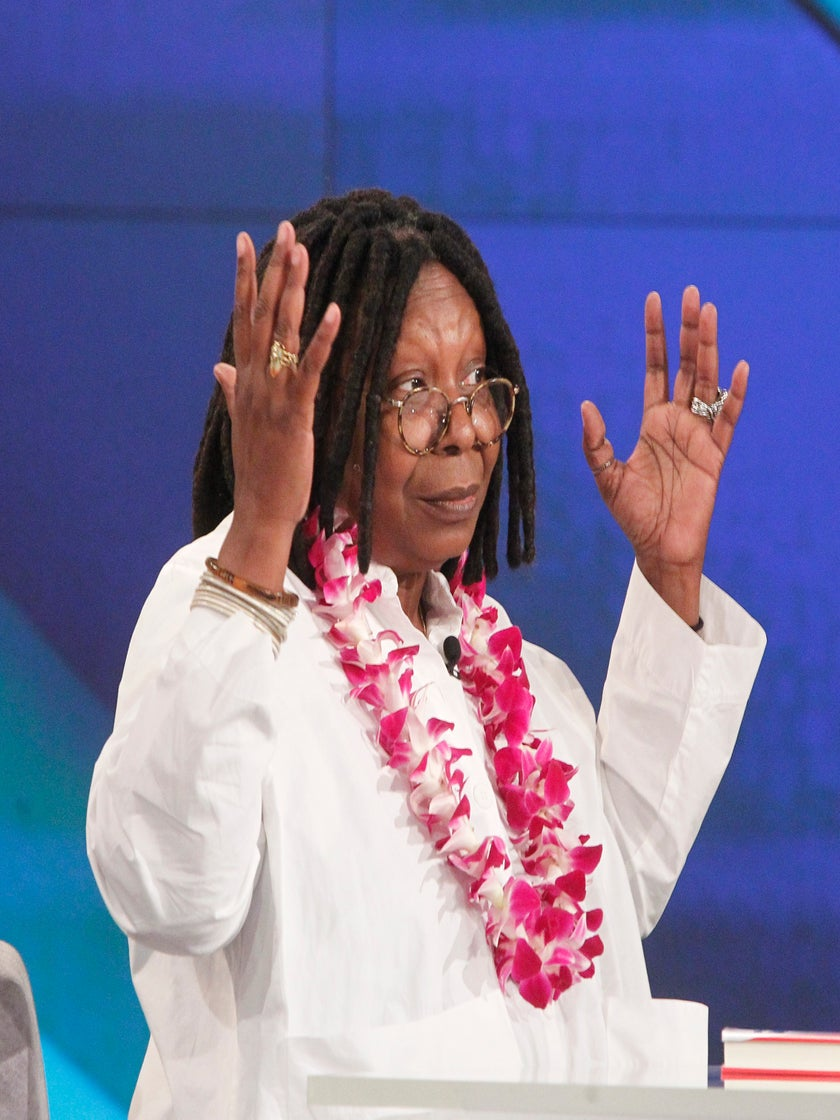 Whoopi Goldberg Defends the Oscars: 'I Won Once, So It Can't Be That Racist'