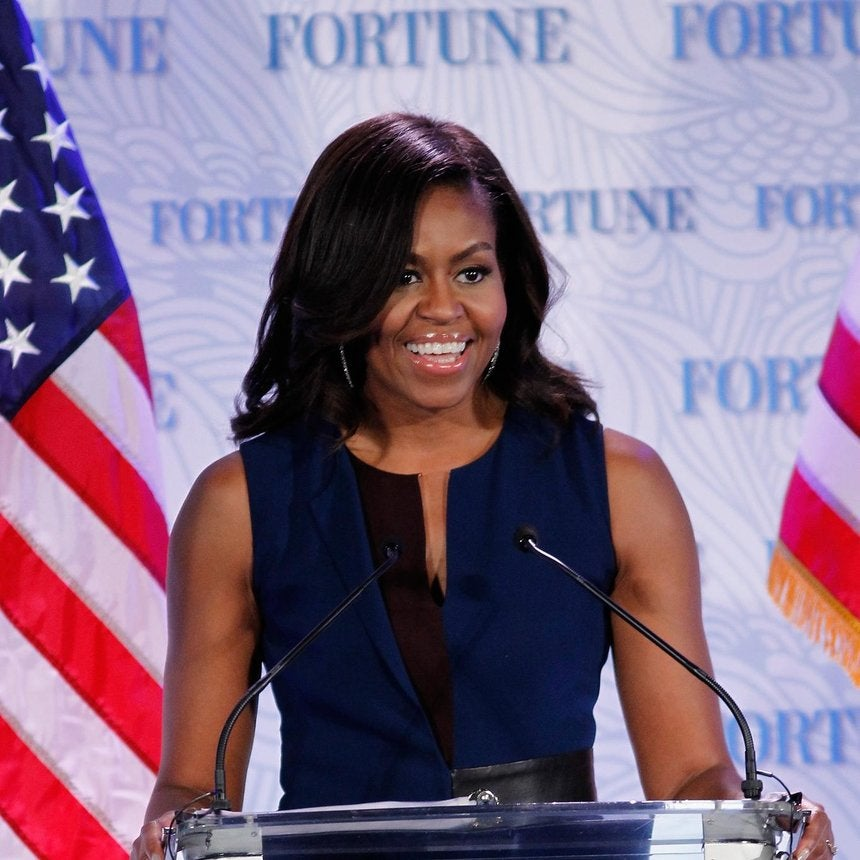 Michelle Obama Pens Essay Bringing Attention to the 62 Million Girls Without Education