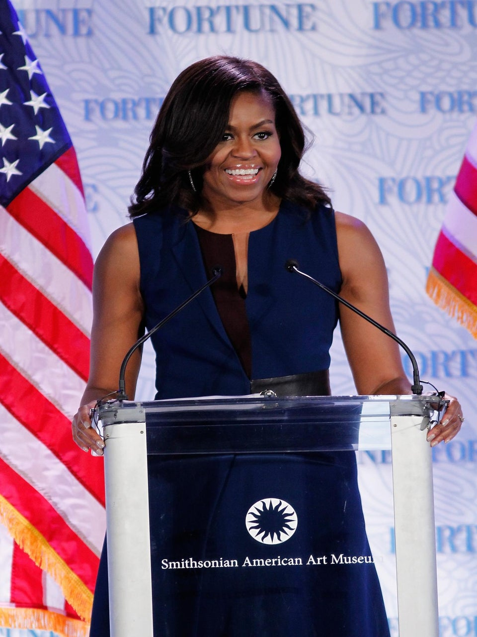 Michelle Obama Launches 'Better Make Room' Website for Students