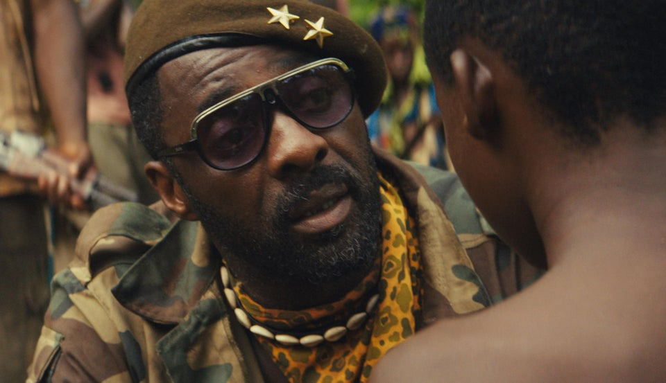 Idris Elba and Newcomer Abraham Attah Deliver Gripping Performances in Netflix's 'Beasts of No Nation'