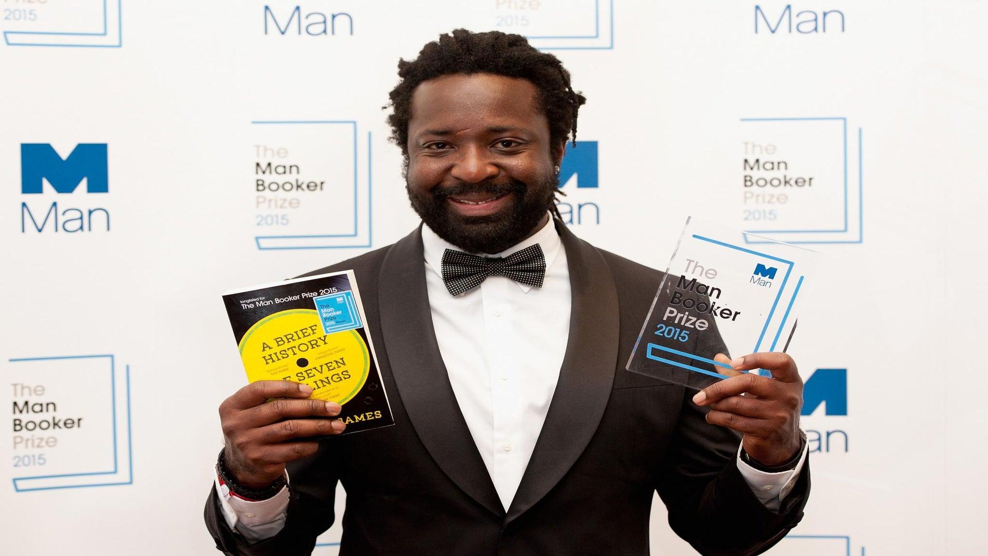 Jamaican Author Marlon James Wins Man Booker Prize