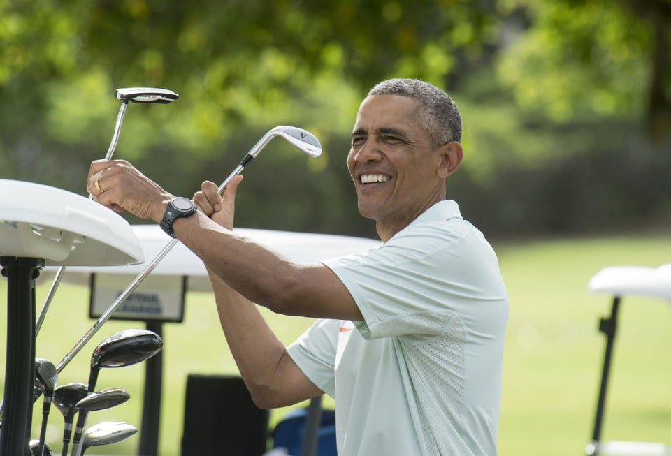 He Did What?: President Barack Obama Crashes A Wedding