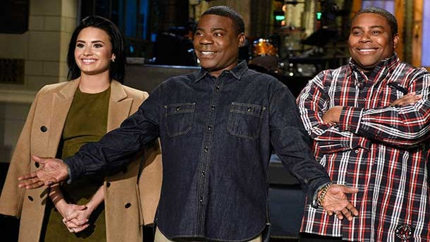 Watch: Tracy Morgan Makes Hilarious and Triumphant Return To 'SNL'