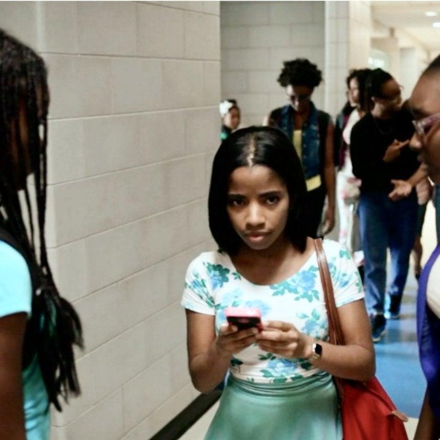 Ebony Teen Movie