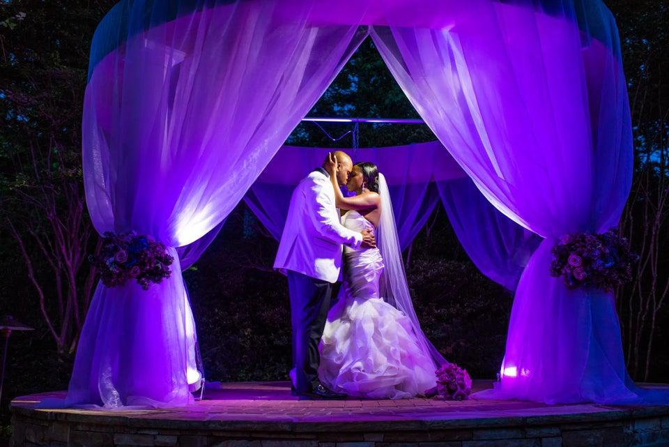 Bridal Bliss: Cadesha and Tramaine's Georgia Wedding
