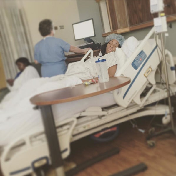 Glory Johnson Welcomes Twin Daughters Ava Simone and Solei Diem Several Months Premature