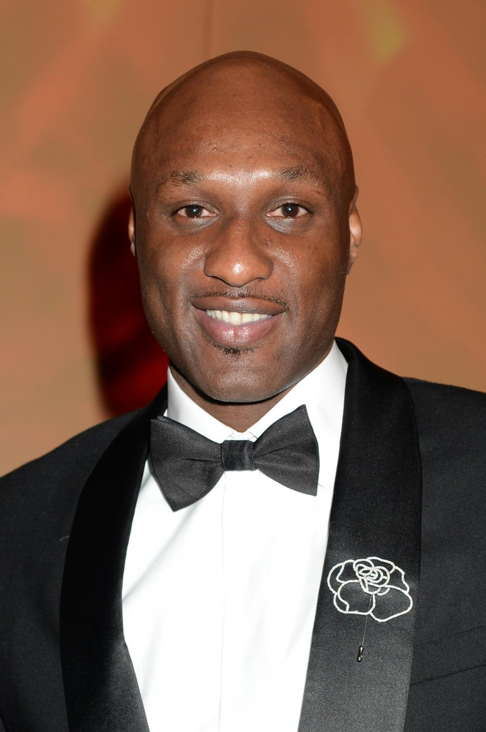 Lamar Odom Spotted Outside the Hospital for the First Time Since Health Scare