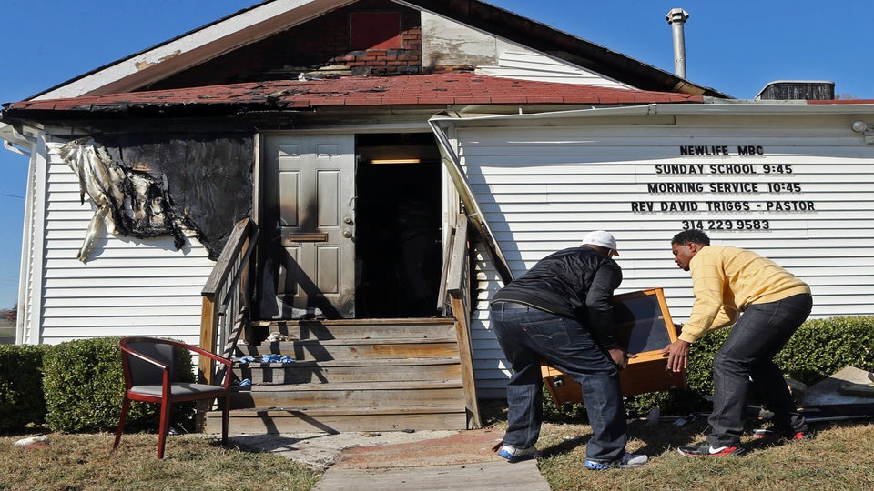 St. Louis Police Investigating Sixth Fire in Two Weeks at Black Churches