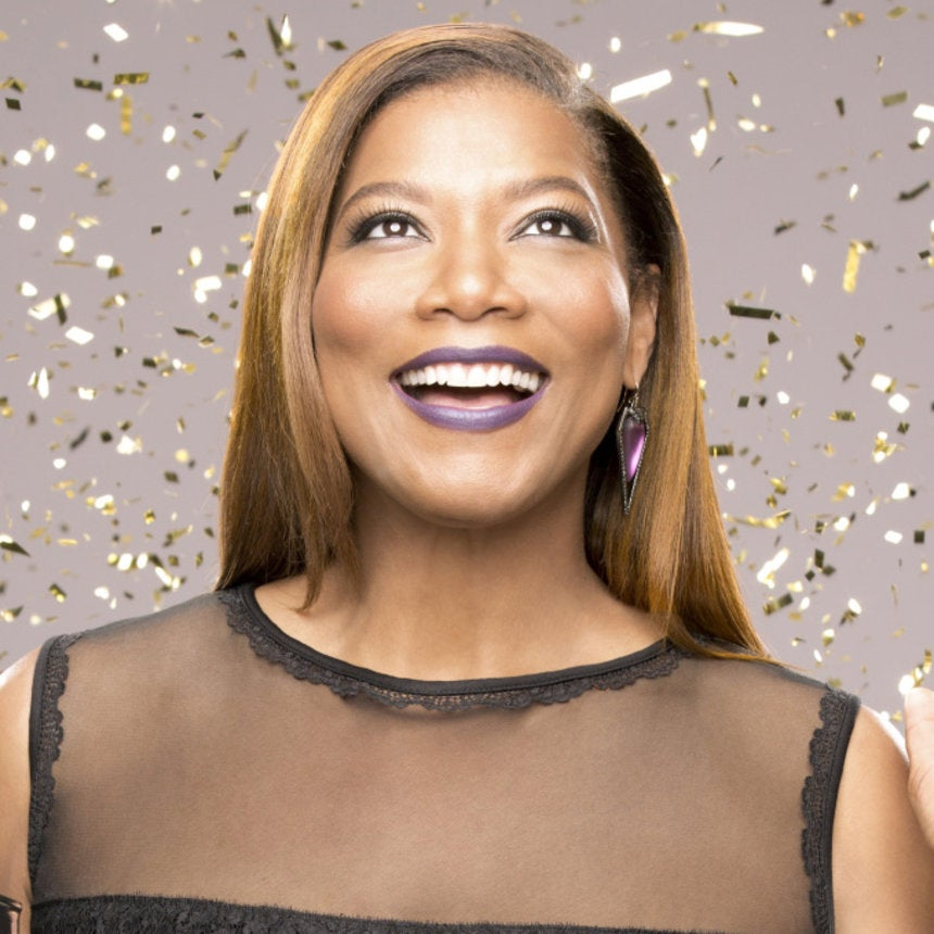 Queen Latifah Is Producing A Bible-Themed Television Show