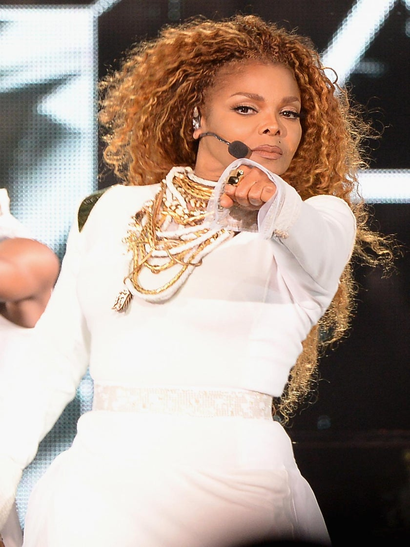 Janet Jackson Fans Not Allowed To Share 'Unbreakable' Tour Performances On Instagram: Accounts Will Be Deleted
