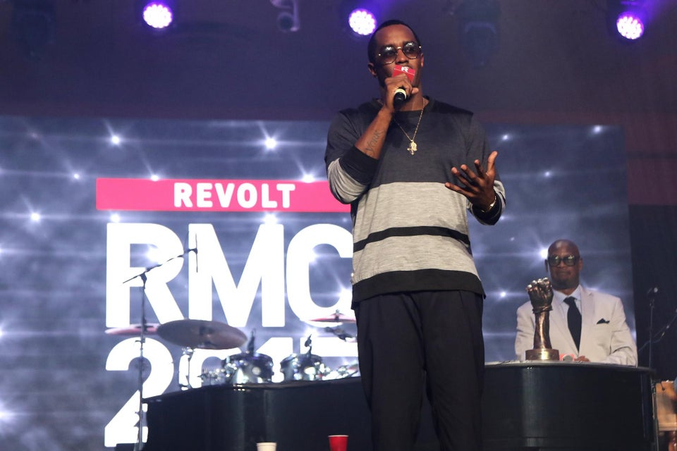 Diddy Says That Voting Is A 'Scam,' Encourages Youth To Use Social Power