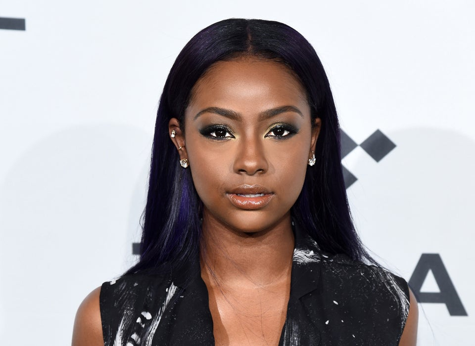 Justine Skye: Nude Lips Done Right