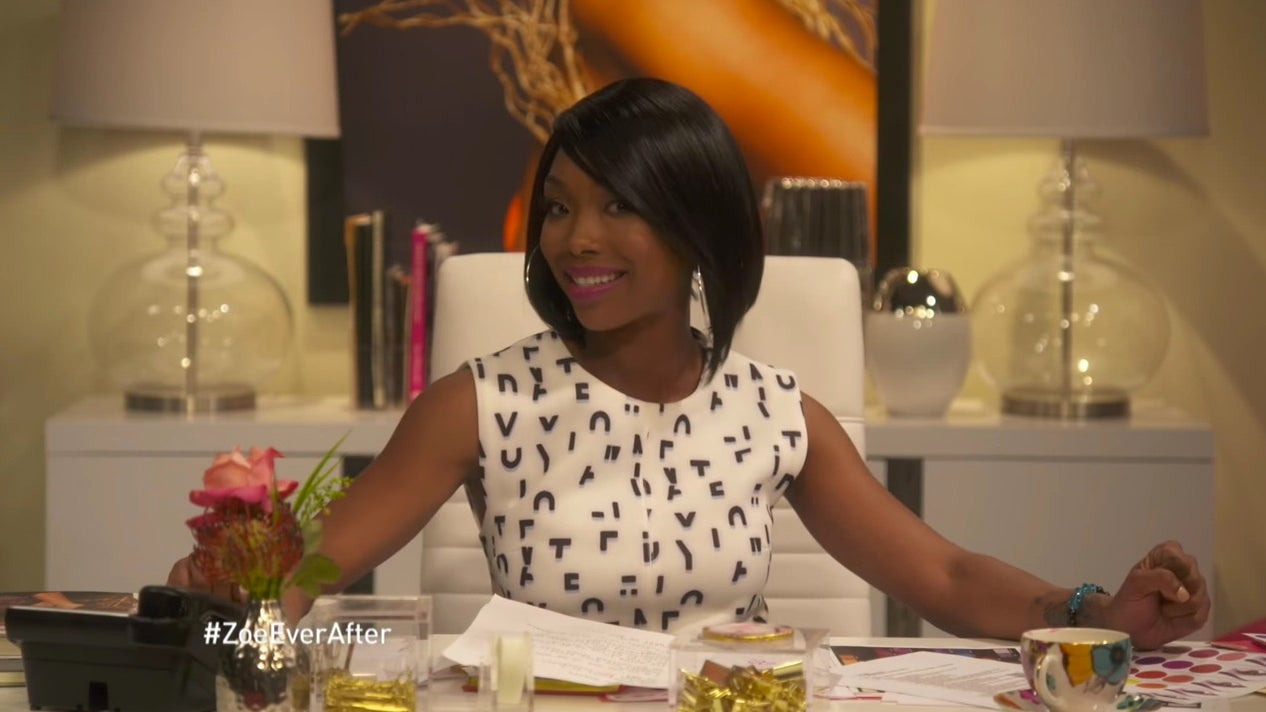 Must See: Get a First Look at Brandy's New Comedy 'Zoe Ever After'