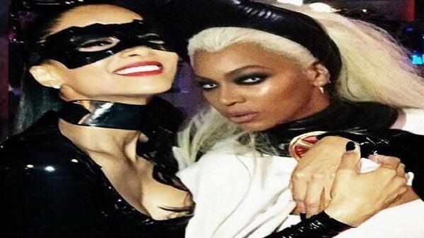 Photo Fab: Ciara Celebrates Halloween-Themed Birthday With Beyonce