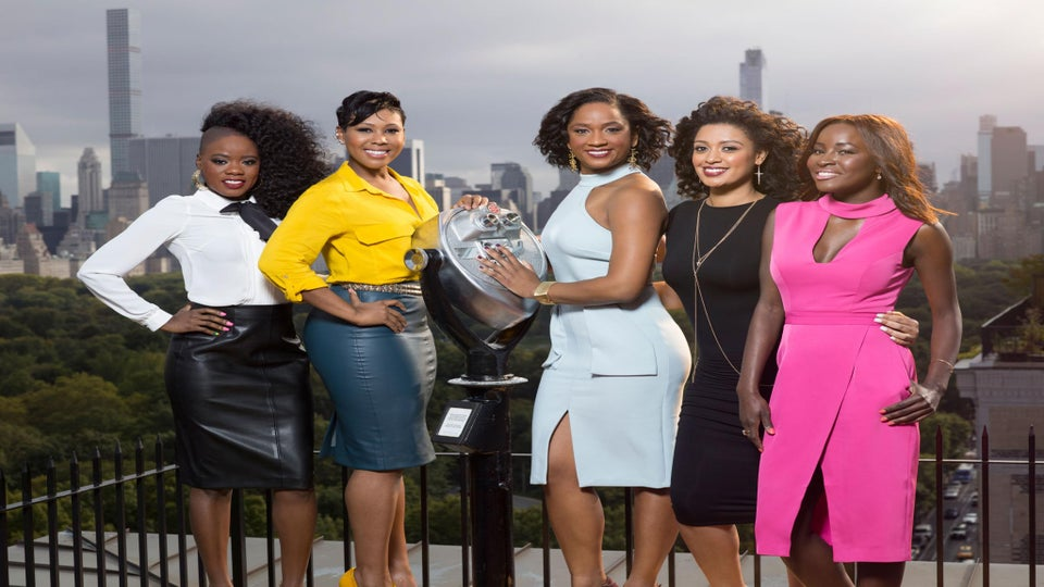 Black Women Search for Love in New 'Black Love' Reality Show