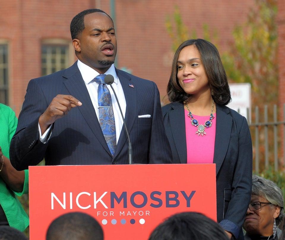 Baltimore City Councilman Nick Mosby Announces Mayoral Bid