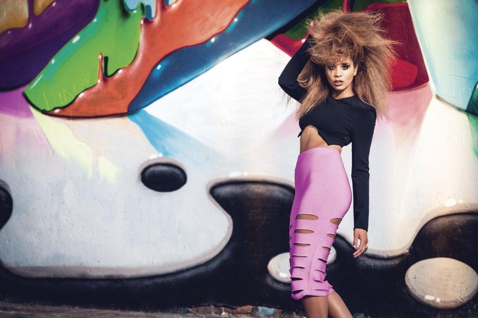 Lion Babe's Jillian Hervey Is a Stylish Rock & Rolla