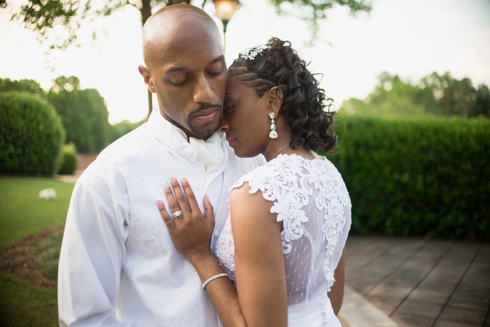 Bridal Bliss: Ti'tiana and Brent's Charlotte Wedding