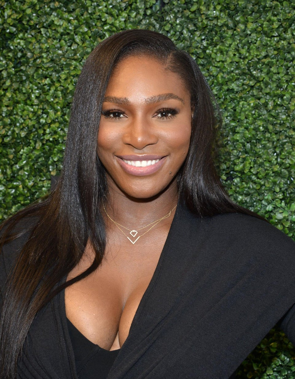 Serena Williams to Black Lives Matter Activists: 'Keep It Up, Don't Let Those Trolls Stop You'