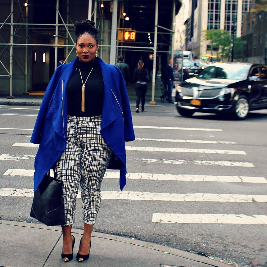 How 20 Curvy Influencers Are Styling This Fall