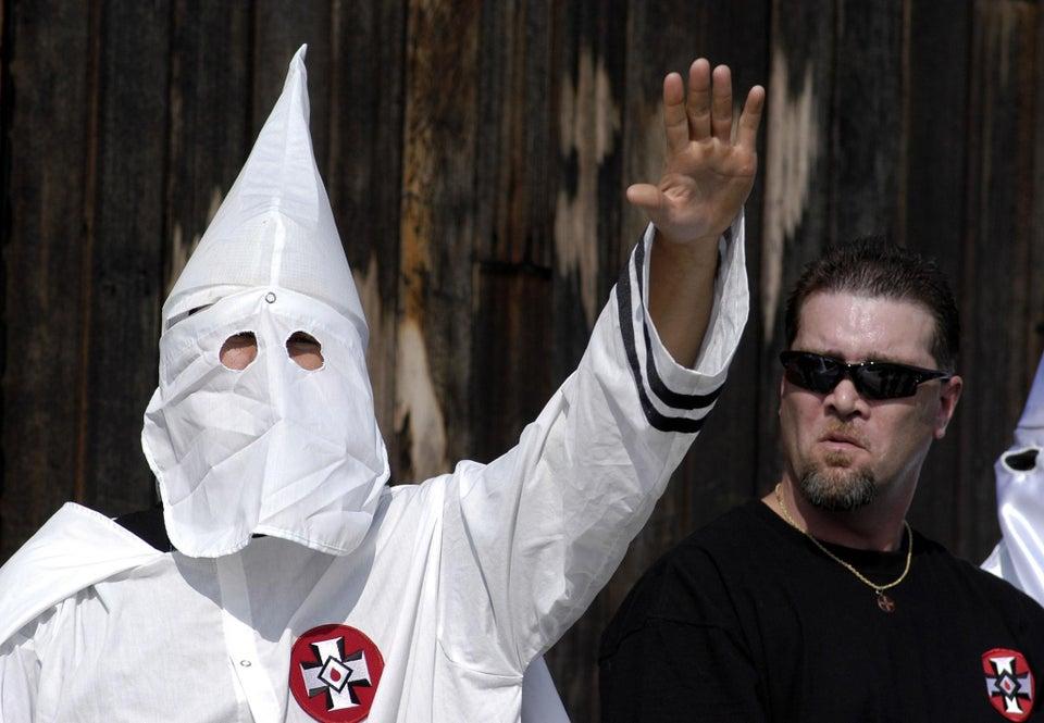 Anonymous Hackers Identify 80 Ku Klux Klan Members, Threaten to Unhood More