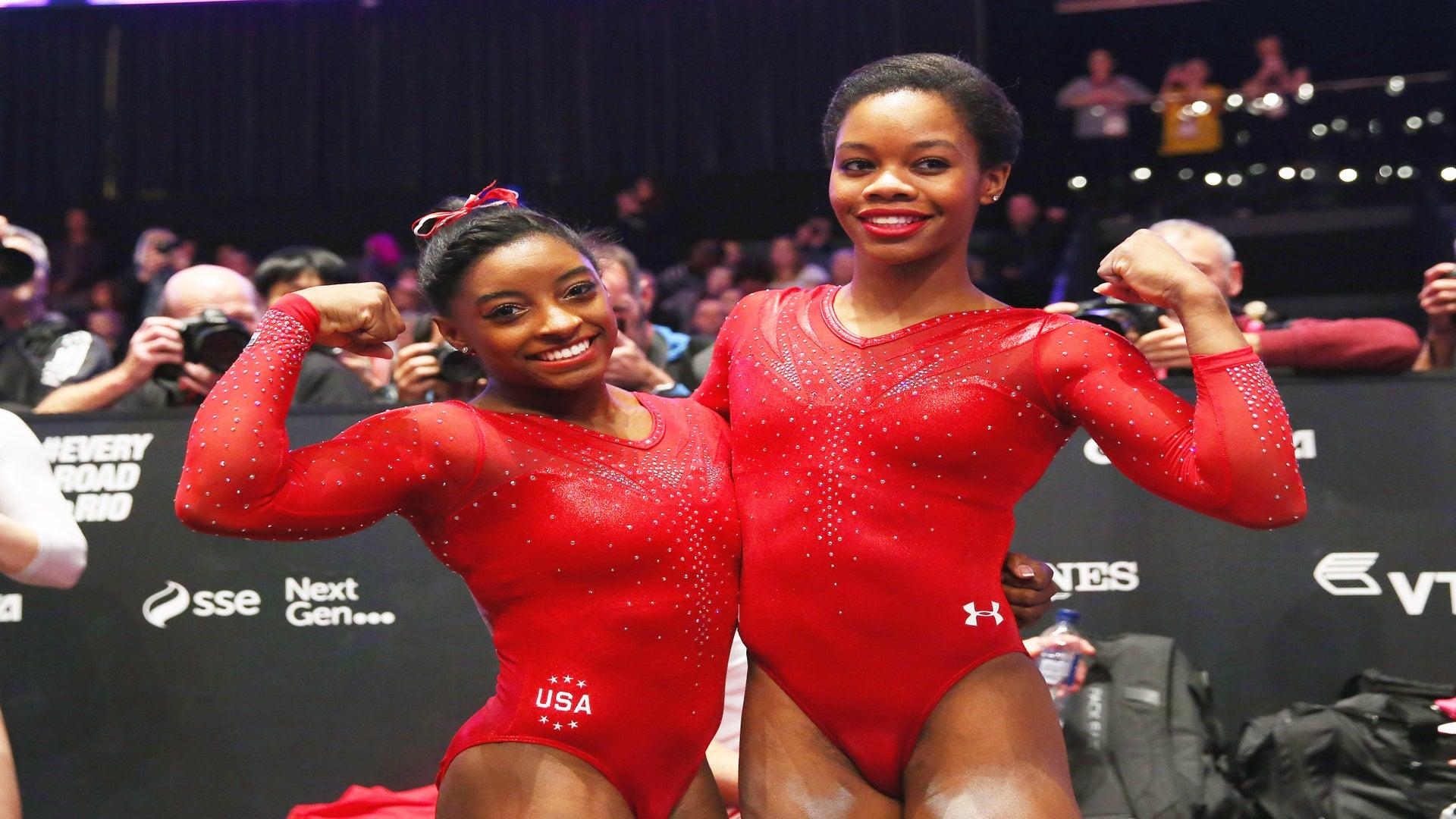Simone Biles and Gabby Douglas are Headed to Rio