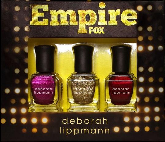 Deborah Lippmann Launches 'Empire' Inspired Nail Polish