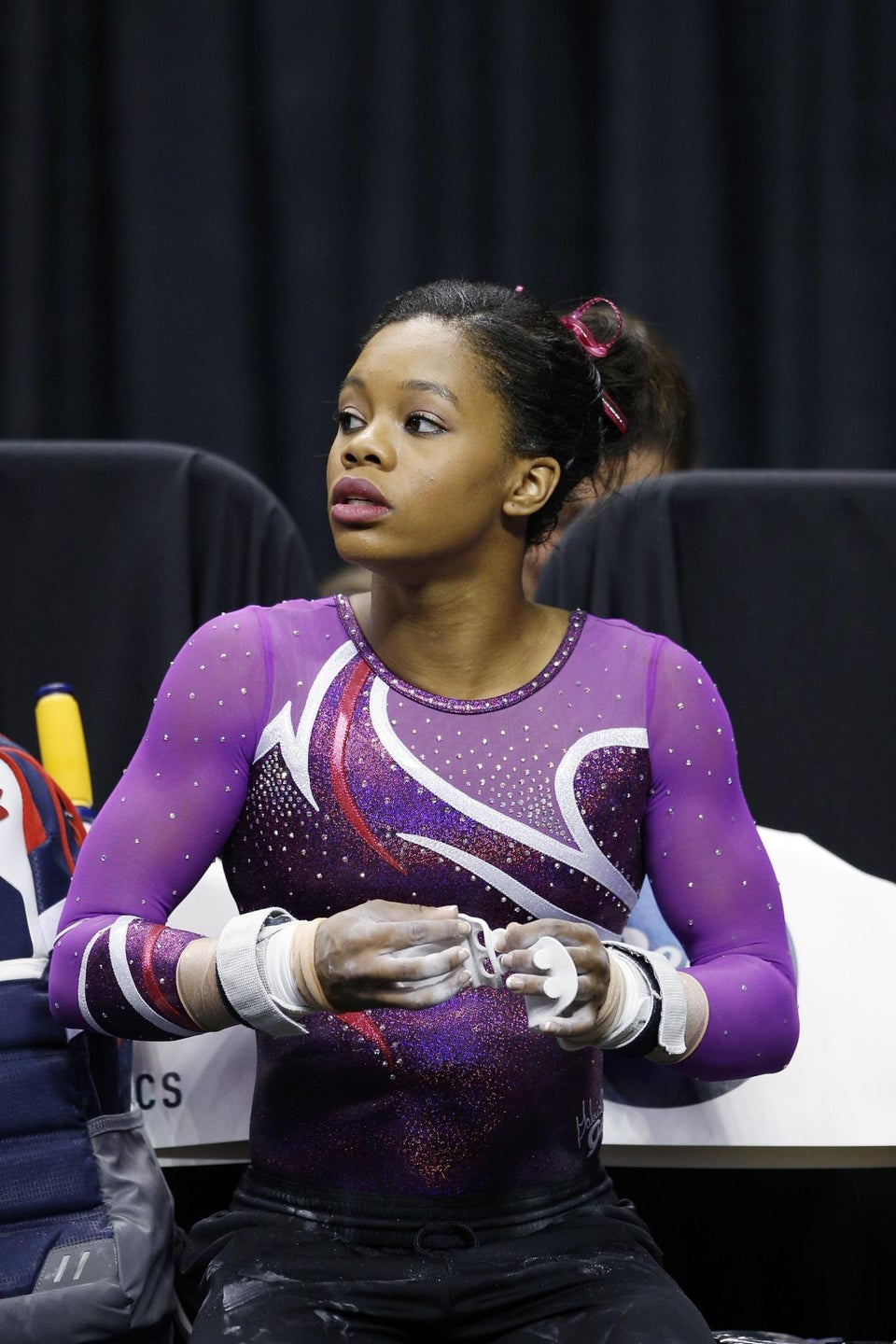 Haters Attack Gabby Douglas' Hair Again and Twitter Promptly Claps Back