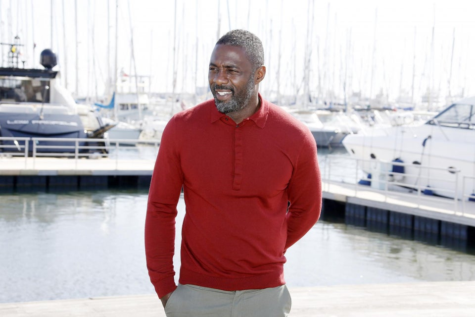 Idris Elba Says He Nearly Died Filming 'Beasts Of No Nation'