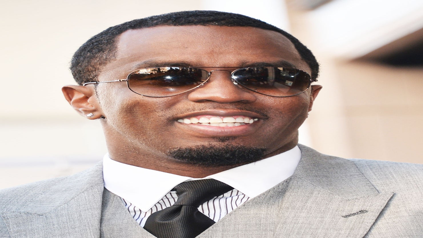 ESSENCE Fest Artist Diddy Wants You to Try the #CantYouSeeChallenge