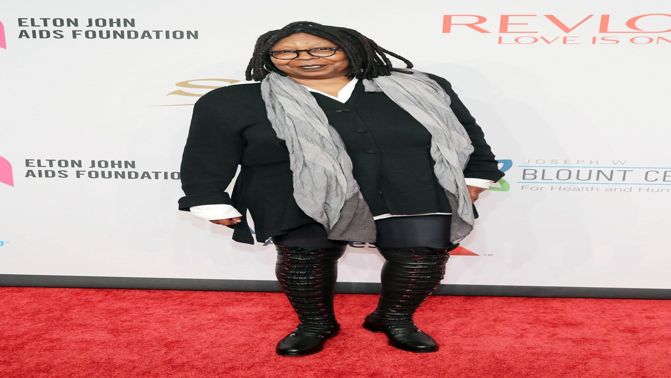 Whoopi Goldberg Echoes Raven, Says She Identifies as Solely an American