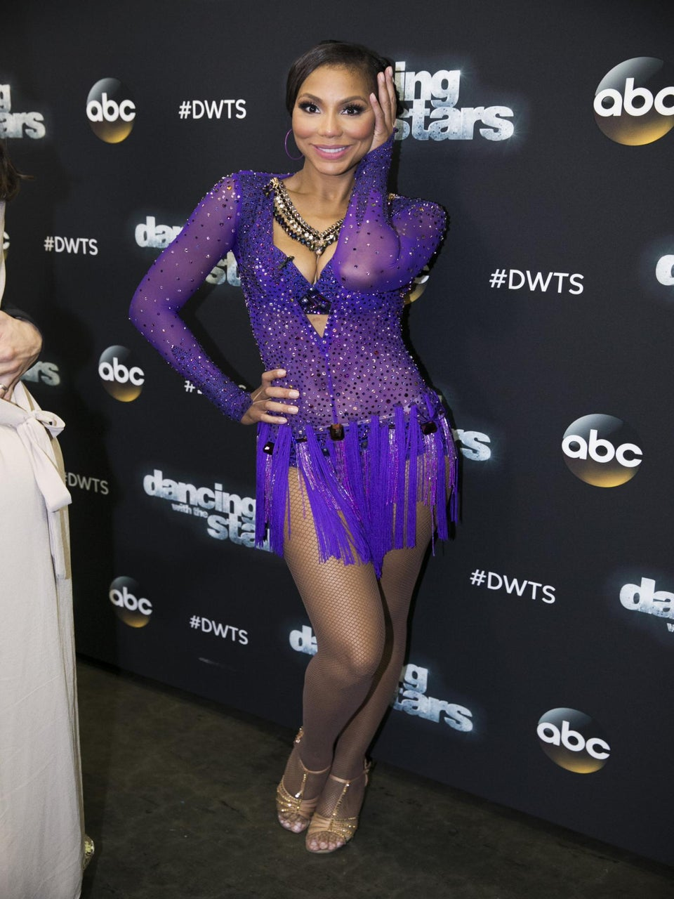 Tamar Braxton Returns to 'DWTS' Hours After Being Hospitalized for Pneumonia