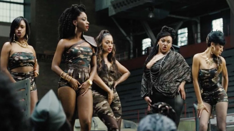 Black Women Are Running the Show in Trailer for Spike Lee's 'Chi-Raq'