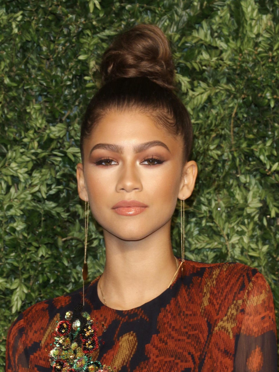 """Zendaya: """"I Have Pride in Knowing That I'm an African-American"""""""