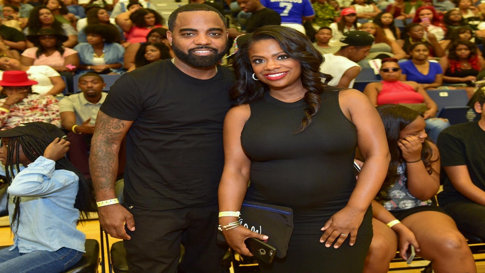 It's a Boy! Kandi Burruss Welcomes Second Child