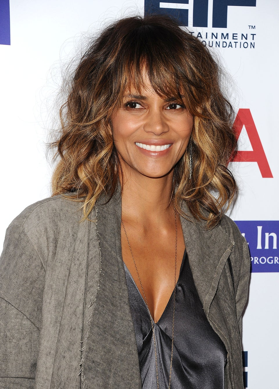 Halle Berry Discusses Domestic Violence in Wake of Divorce Filing